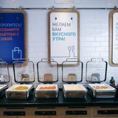 Гостиница Холидей Инн Экспресс Москва Аэропорт Шереметьево питание фото 3