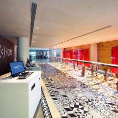 Отель M Social Singapore Сингапур, Сингапур - 2 отзыва об отеле, цены и фото номеров - забронировать отель M Social Singapore онлайн интерьер отеля фото 3