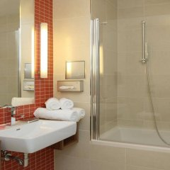 Golden Fish Hotel Apartments Пльзень ванная фото 2