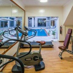 Отель Morning Side Suites фитнесс-зал фото 3