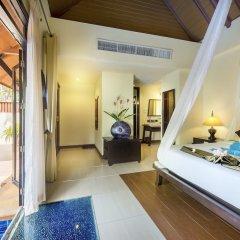 Отель Lanta Cha-da Beach Resort спа фото 2