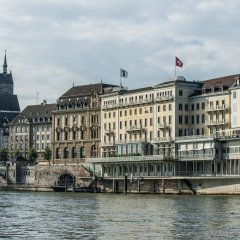 Grand Hotel Les Trois Rois фото 4