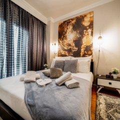 Отель Corona Deluxe Apt (Must) Греция, Салоники - отзывы, цены и фото номеров - забронировать отель Corona Deluxe Apt (Must) онлайн комната для гостей фото 5