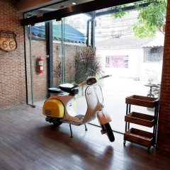 Yotaka The Hostel@Bangkok интерьер отеля фото 3