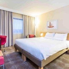 Отель Novotel London Paddington комната для гостей фото 3