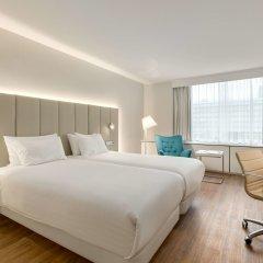 Отель NH Utrecht комната для гостей фото 2