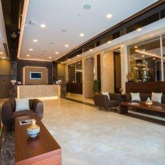 Park Dedeman Bostanci Hotel интерьер отеля