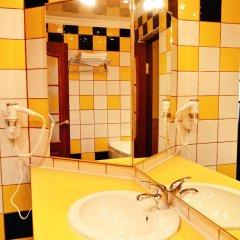 Гостиница Юта Центр ванная