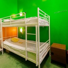 Беар хостел Маяковская Стандартный номер разные типы кроватей