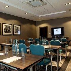 Отель Doubletree By Hilton Edinburgh City Centre Эдинбург помещение для мероприятий