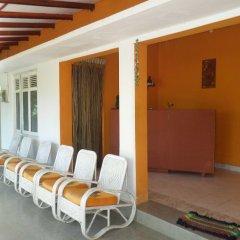 Отель Mahagedara Inn балкон