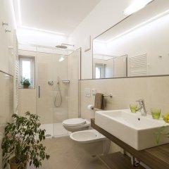 Отель Sonnenhof Италия, Марленго - отзывы, цены и фото номеров - забронировать отель Sonnenhof онлайн ванная