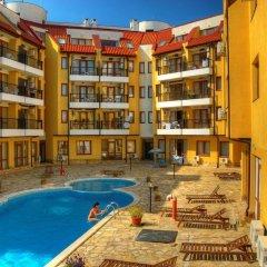Отель Oasis Beach Resort Kamchia Болгария, Варна - отзывы, цены и фото номеров - забронировать отель Oasis Beach Resort Kamchia онлайн бассейн