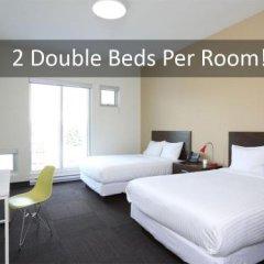 Отель Lodge @ Fortius Sport & Health Канада, Бурнаби - отзывы, цены и фото номеров - забронировать отель Lodge @ Fortius Sport & Health онлайн комната для гостей фото 2