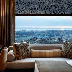 Отель The Marmara Taksim балкон