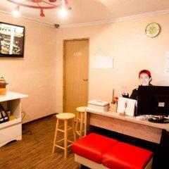 YaKorea Hostel Hongdae интерьер отеля фото 3