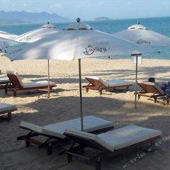 Luxury Nha Trang Hotel пляж фото 2