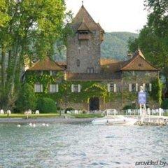 Отель Château de Coudrée Франция, Сье - отзывы, цены и фото номеров - забронировать отель Château de Coudrée онлайн приотельная территория фото 2