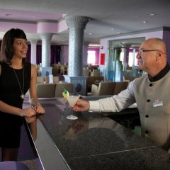 Отель Riu Nautilus - Adults only гостиничный бар