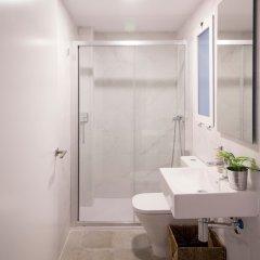 Отель Musico Art Flat Испания, Валенсия - отзывы, цены и фото номеров - забронировать отель Musico Art Flat онлайн ванная фото 2