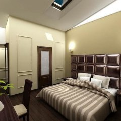 Гостиница Мегаполис комната для гостей фото 14