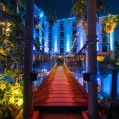 Отель Fukuoka Chapel Coconuts Hotel Ipolani (Adult Only) Япония, Порт Хаката - отзывы, цены и фото номеров - забронировать отель Fukuoka Chapel Coconuts Hotel Ipolani (Adult Only) онлайн помещение для мероприятий
