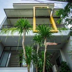 Отель Time Villa Hoi An балкон