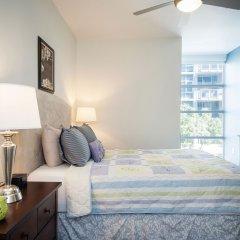 Отель Sunshine Suites At Main St США, Лос-Анджелес - отзывы, цены и фото номеров - забронировать отель Sunshine Suites At Main St онлайн комната для гостей