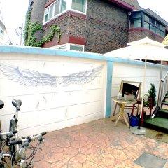 Отель Triangel Guesthouse Южная Корея, Сеул - отзывы, цены и фото номеров - забронировать отель Triangel Guesthouse онлайн спа фото 2
