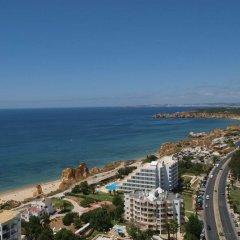Отель Apartamentos Turisticos Jardins Da Rocha пляж фото 2