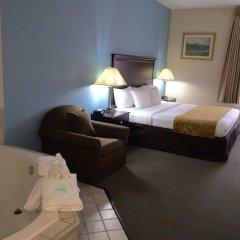 Отель Comfort Suites Tulare спа фото 2