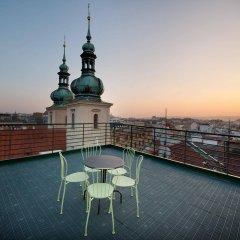 Отель Leon D´Oro Чехия, Прага - - забронировать отель Leon D´Oro, цены и фото номеров приотельная территория