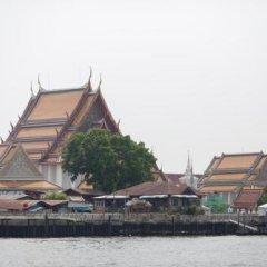 Dilokchan Hostel Бангкок приотельная территория