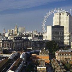 Отель Ibis London Blackfriars балкон