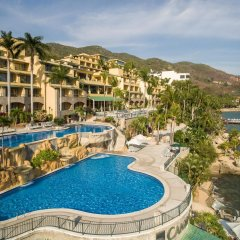 Отель Camino Real Acapulco Diamante бассейн