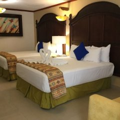Отель Las Golondrinas Плая-дель-Кармен комната для гостей фото 5