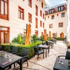 Elite Hotel Прага