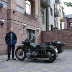 Villa Stanislavskyi Hotel Львов парковка