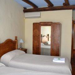 Отель El Escudo de Calatrava комната для гостей