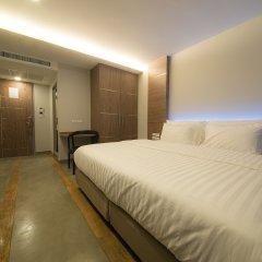Отель V20 boutique hotel Таиланд, Бангкок - отзывы, цены и фото номеров - забронировать отель V20 boutique hotel онлайн комната для гостей фото 3