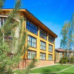 Гостиница LES Art Resort вид на фасад фото 2