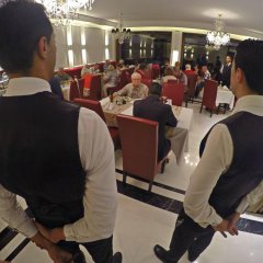 Отель Belere Hotel Rabat Марокко, Рабат - отзывы, цены и фото номеров - забронировать отель Belere Hotel Rabat онлайн помещение для мероприятий фото 2