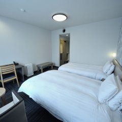 Отель Dormy Inn Soga Natural Hot Spring Тиба комната для гостей фото 4