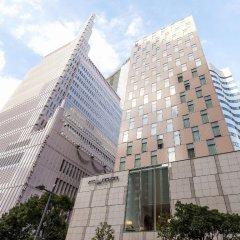 Отель Remm Hibiya Токио вид на фасад