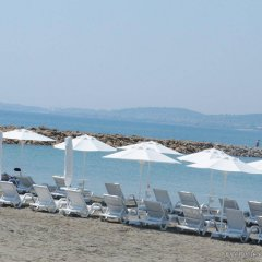 Sentido Gold Island Hotel пляж