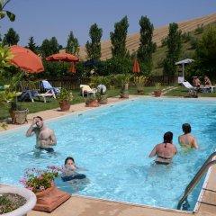 Отель Villa Scuderi Италия, Реканати - отзывы, цены и фото номеров - забронировать отель Villa Scuderi онлайн бассейн фото 2