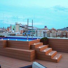 Sercotel Amister Art Hotel бассейн фото 2