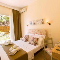 Отель Aurora Hotel Греция, Корфу - 1 отзыв об отеле, цены и фото номеров - забронировать отель Aurora Hotel онлайн балкон