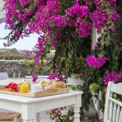 Отель Meli Meli Греция, Остров Санторини - отзывы, цены и фото номеров - забронировать отель Meli Meli онлайн балкон