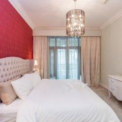 Отель DHH - Souk Al Bahar Дубай комната для гостей фото 2
